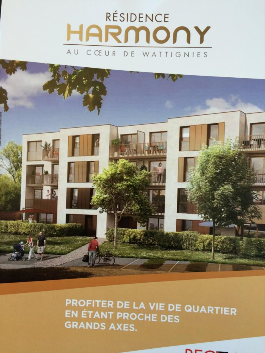 vente appartement wattignies